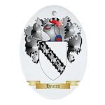 Heaton Ornament (Oval)
