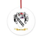 Heaton Ornament (Round)