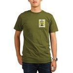 Heathman Organic Men's T-Shirt (dark)