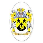 Heathley Sticker (Oval 50 pk)
