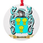 Heathfield Round Ornament