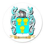 Heathfield Round Car Magnet