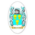 Heathfield Sticker (Oval 50 pk)