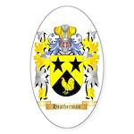 Heatherman Sticker (Oval 50 pk)