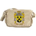 Heatherman Messenger Bag