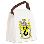 Heatherman Canvas Lunch Bag