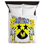 Heather Queen Duvet