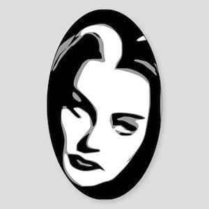 Munster Girl Sticker