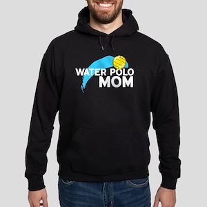 Water Polo Mom Hoodie (dark)