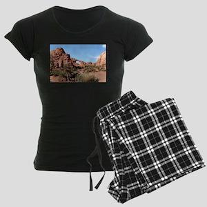 Arches National Park, Utah, Women's Dark Pajamas