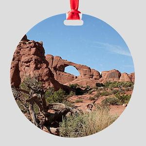 Arches National Park, Utah, USA Round Ornament