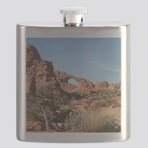 Arches National Park, Utah, USA Flask