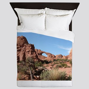 Arches National Park, Utah, USA Queen Duvet