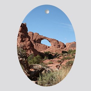 Arches National Park, Utah, USA Ornament (Oval)