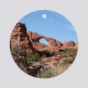 Arches National Park, Utah, USA Ornament (Round)
