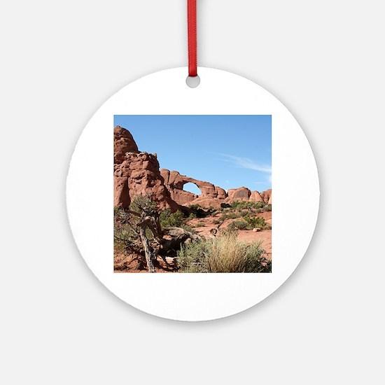 Arches National Park, Utah, USA Ornament (Round)