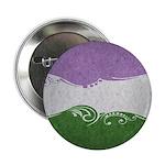 Genderqueer Ornamental Flag 2.25