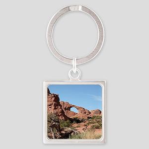 Arches National Park, Utah, USA Keychains