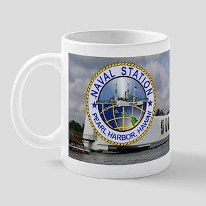 Naval Station Pearl Harbor Mugs