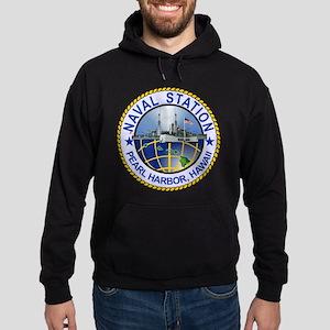 Naval Station Pearl Harbor Hoodie