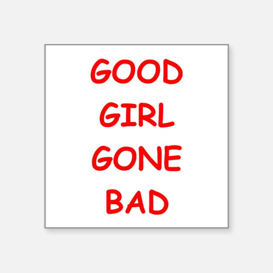 good girl Sticker