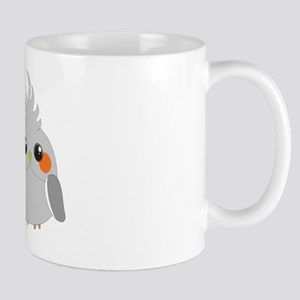 Cockatiel Couple Mug