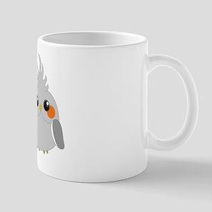 Cockatiel Couple Mug