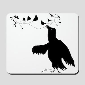 Smart Bird Mousepad