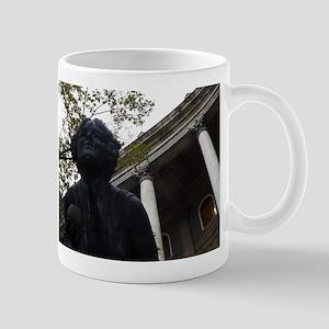 budapest statue hungary 2012 Mugs