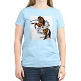 Horses Women's Light T-Shirt