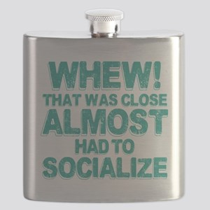 Almost Had To Socialize Flask