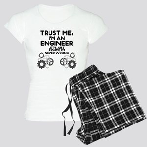 Trust me, I'm an Engineer Funny Pajamas