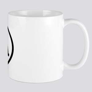 DBA Oval Mug