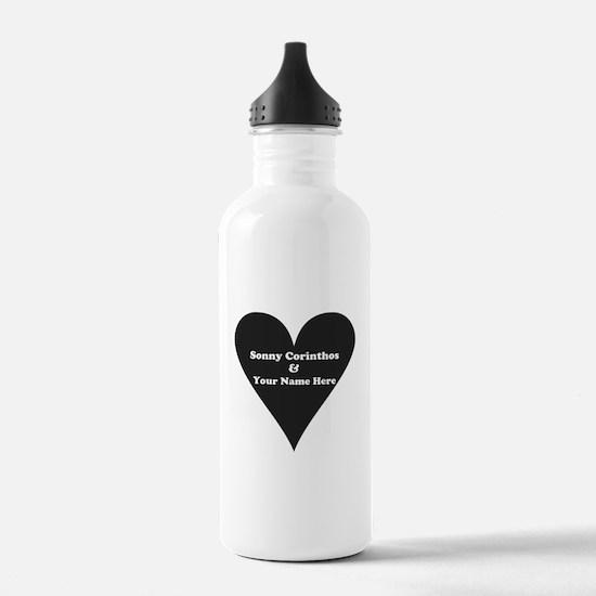 Sonny Corinthos and Yo Water Bottle