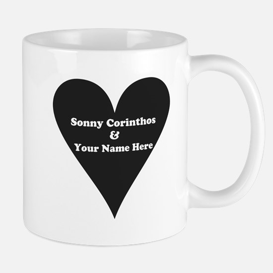 Sonny Corinthos and Your Name Mug
