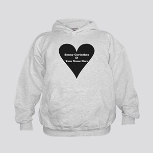 Sonny Corinthos and Your Name Kids Hoodie