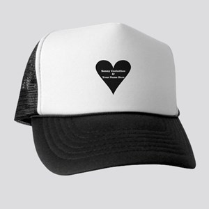 Sonny Corinthos and Your Name Trucker Hat
