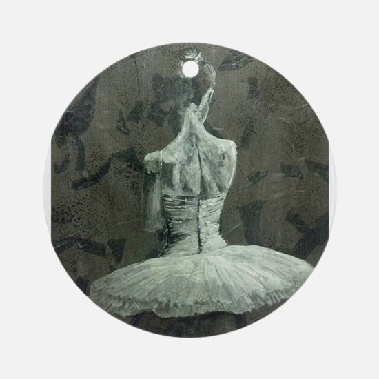 Backstage Ornament (Round)