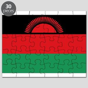 malawi flag Puzzle