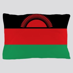 malawi flag Pillow Case