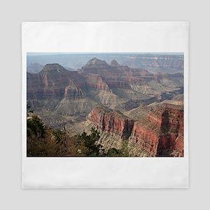 Grand Canyon North Rim, Arizona, USA Queen Duvet