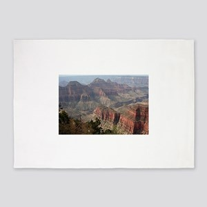 Grand Canyon North Rim, Arizona, US 5'x7'Area Rug