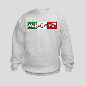 How You Doing? Kids Sweatshirt