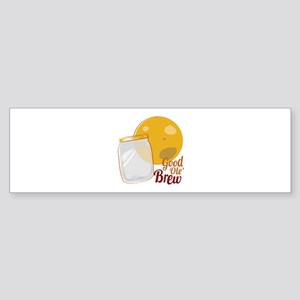 Good Ole Brew Bumper Sticker