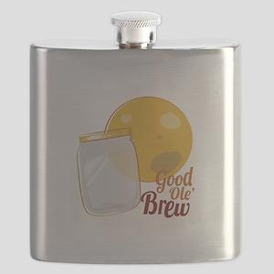 Good Ole Brew Flask