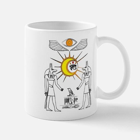 Book of Moon Mugs