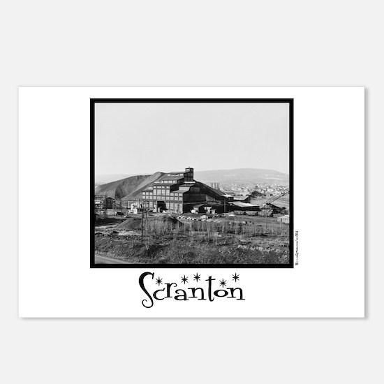 Scott Designs Postcards (Package of 8)