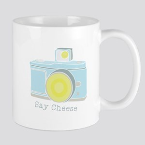 Say Cheese Mugs