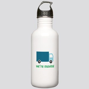 Were Moving Water Bottle