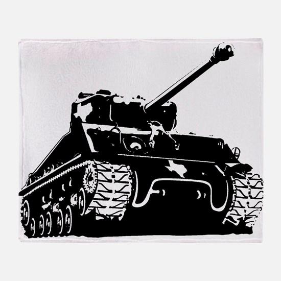 Texas Army Throw Blanket